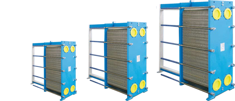 Plate Heat Exchanger banner hrsfunke